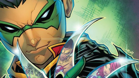 This first volume marks some major character development for Robin and is a must have for any Damian Wayne fans.