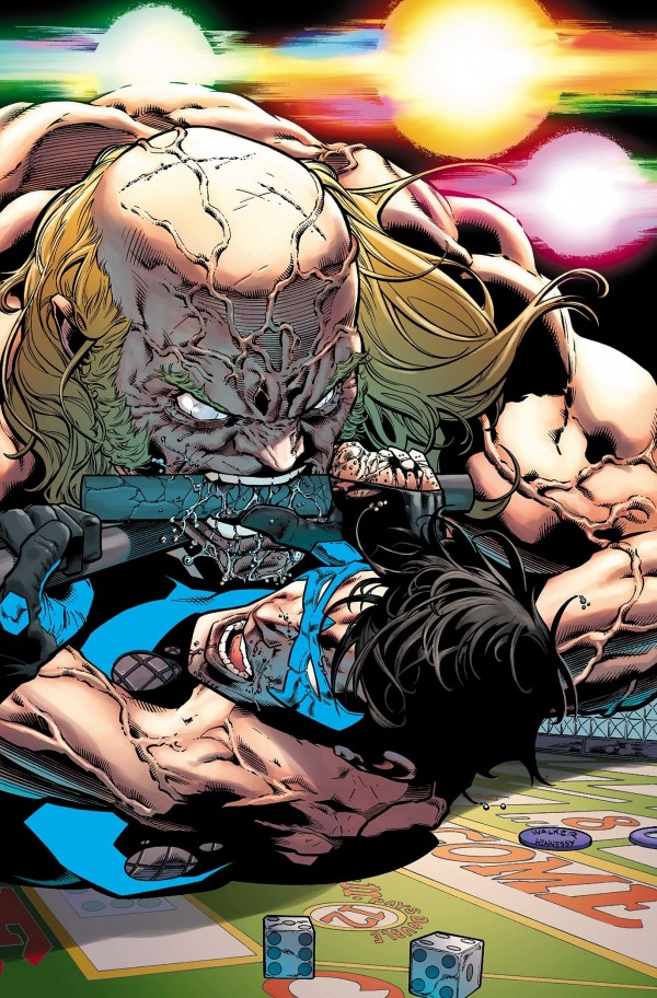 Nightwing #25 Review
