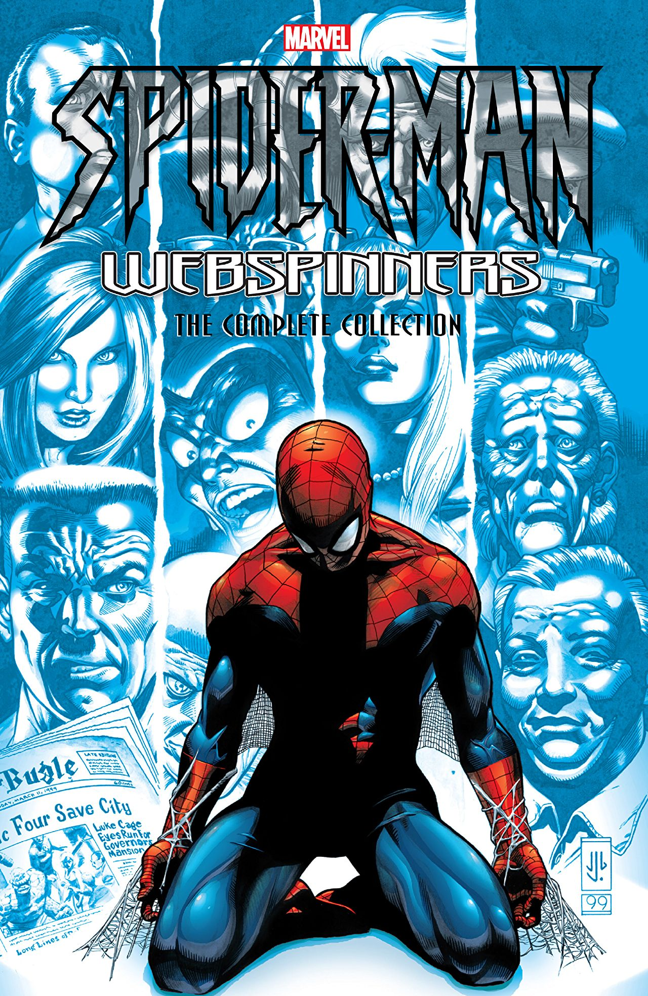 'Spider-Man Webspinners: The Complete Collection' is a mixed bag of tales for die-hard Spidey fans