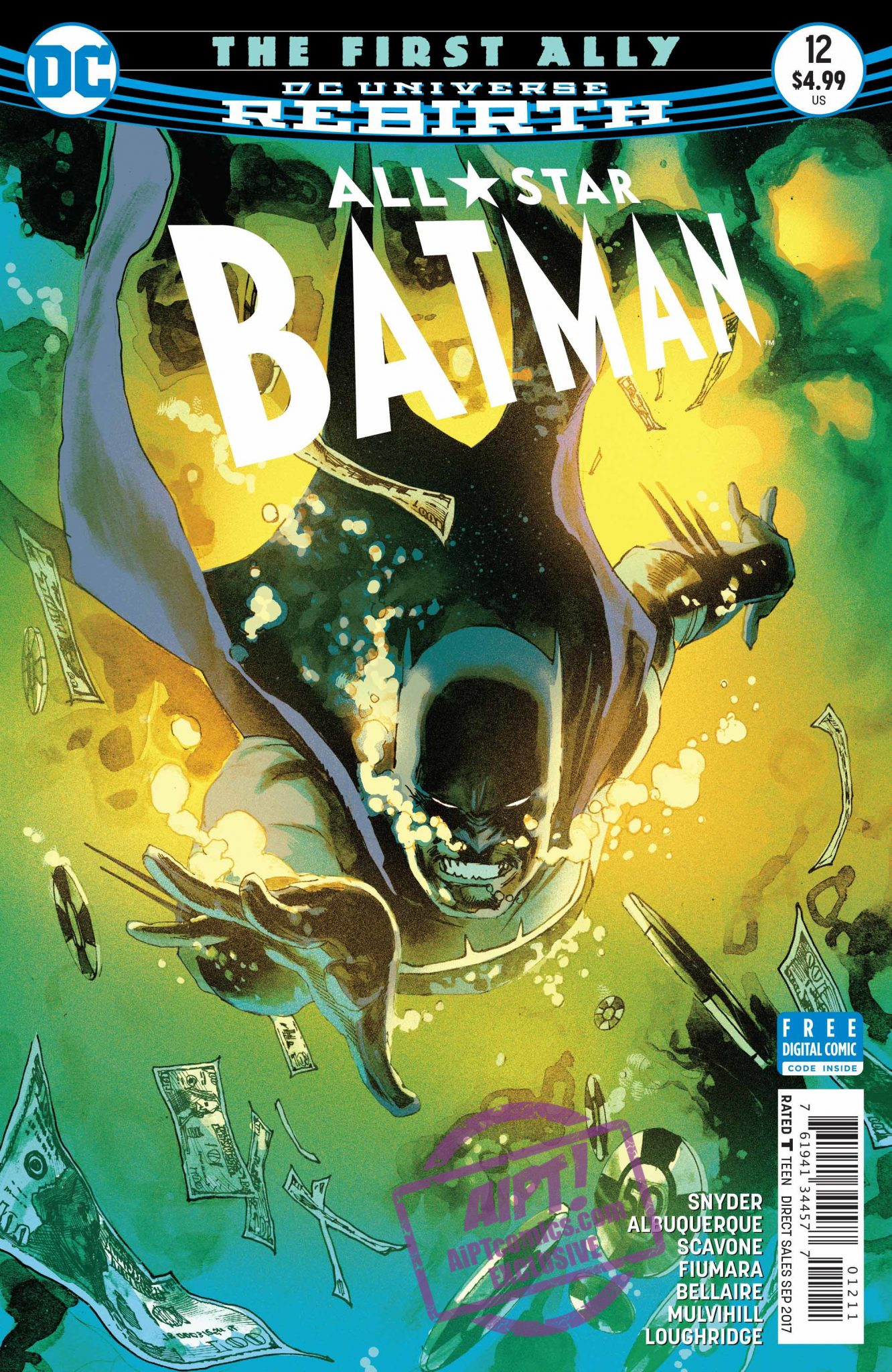 All-Star Batman #12 Review