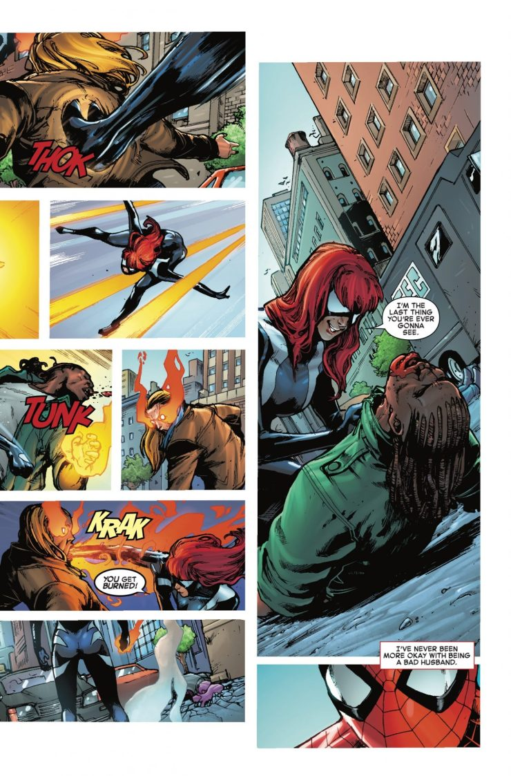 Marvel Preview: Amazing Spider-Man: Renew Your Vows #9