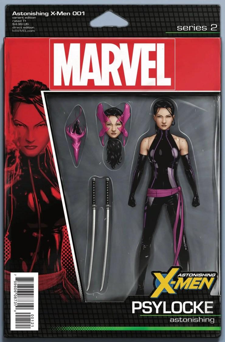 Marvel Preview: Astonishing X-Men #1