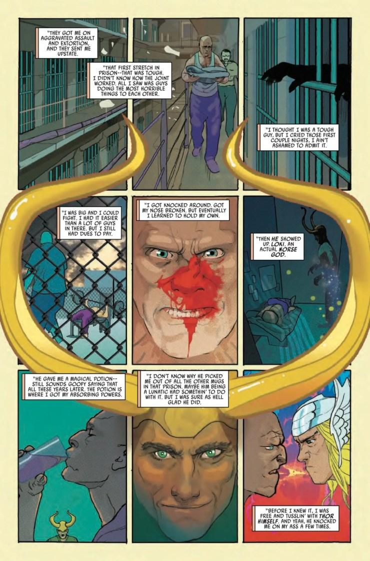 Marvel Preview: Black Bolt #4
