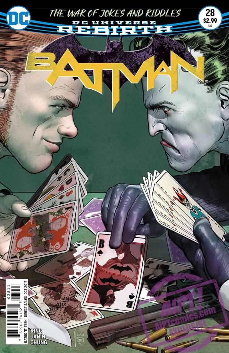 [EXCLUSIVE] DC Preview: Batman #28