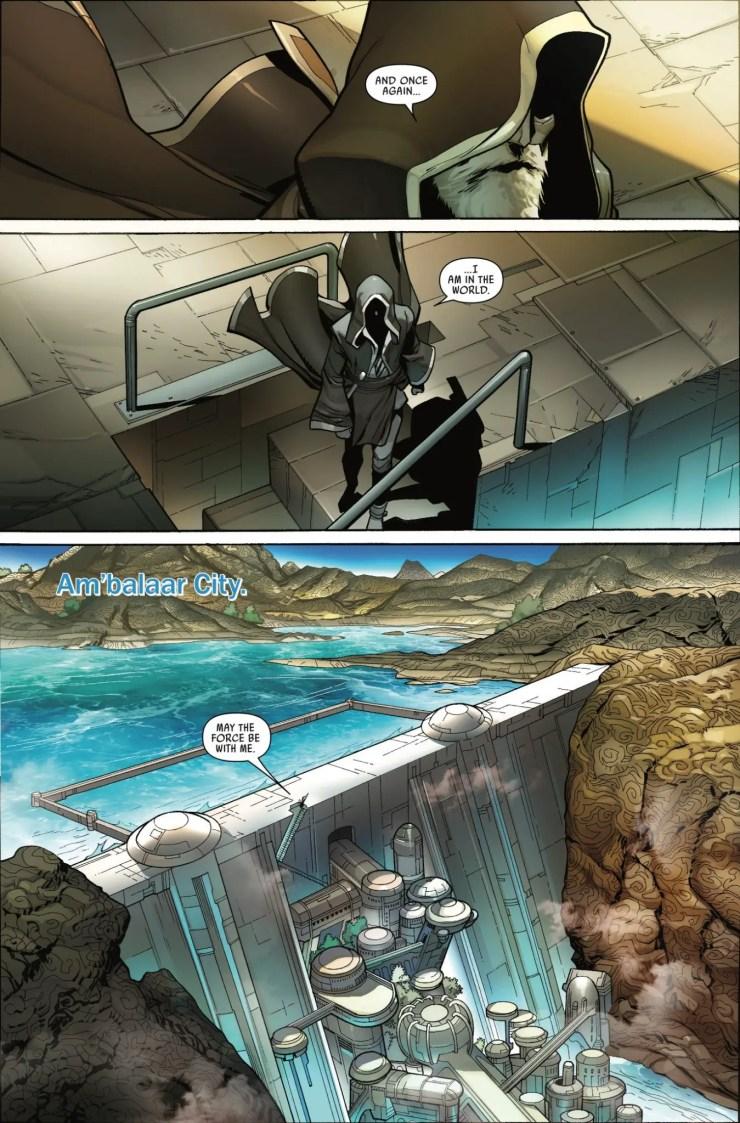Marvel Preview: Star Wars: Darth Vader #4