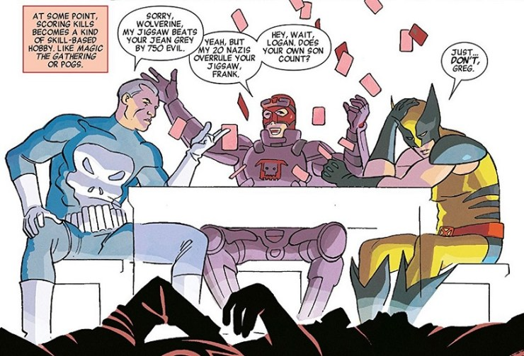 'Foolkiller: Psycho Therapy' collects a series cancelled too early to live up to its potential