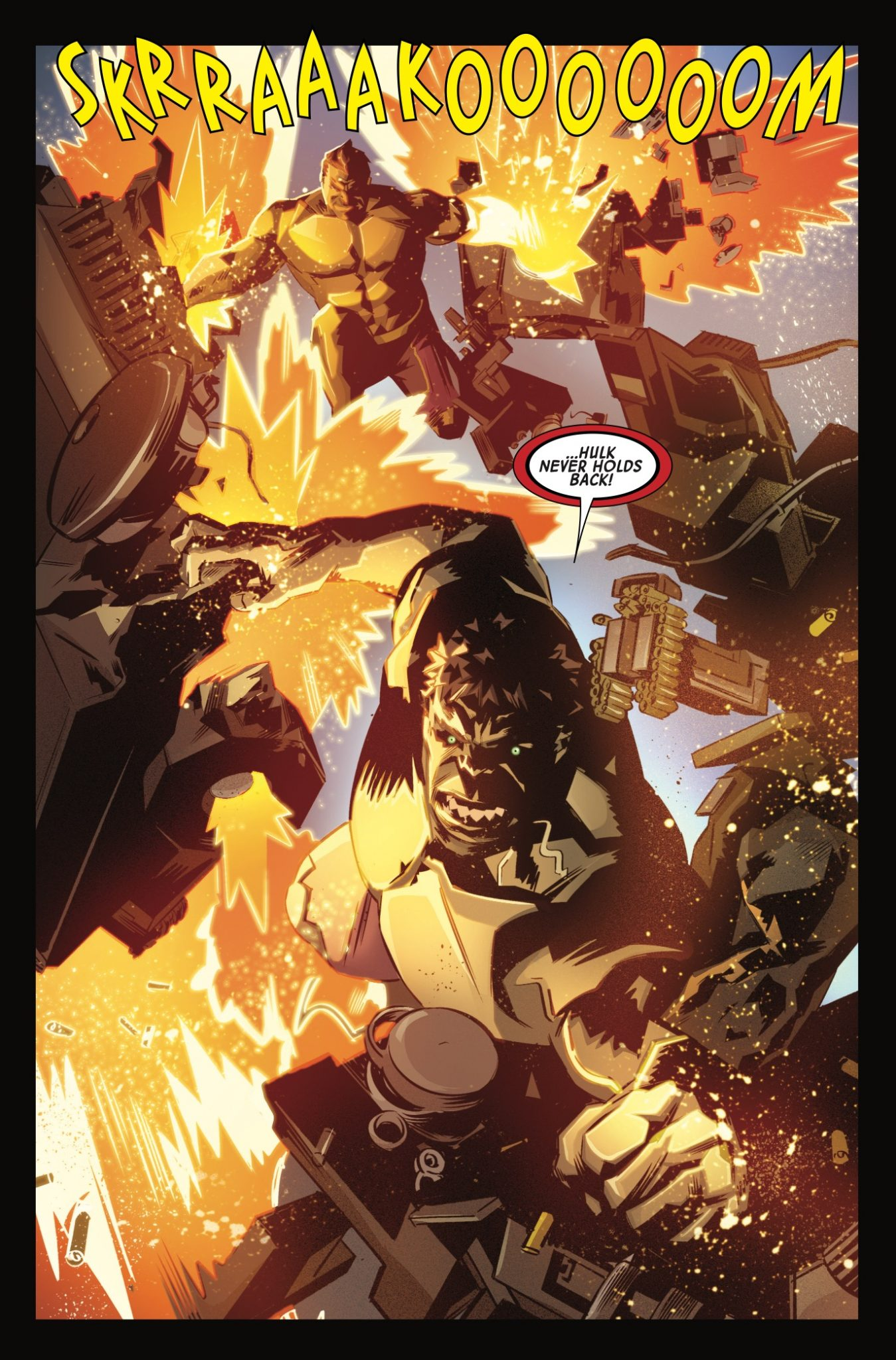 Generations: Banner Hulk and The Totally Awesome Hulk #1 Review