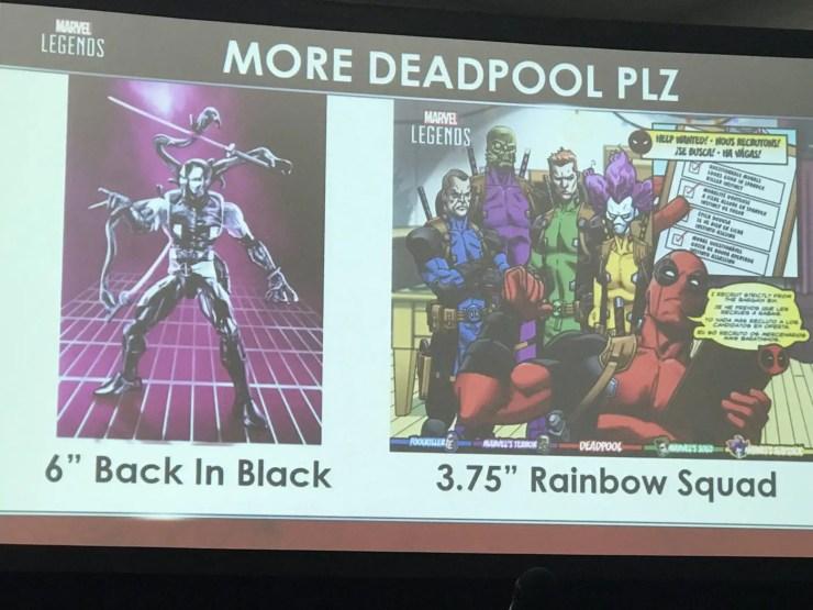SDCC 2017: Hasbro unveils its new Marvel Legends figures