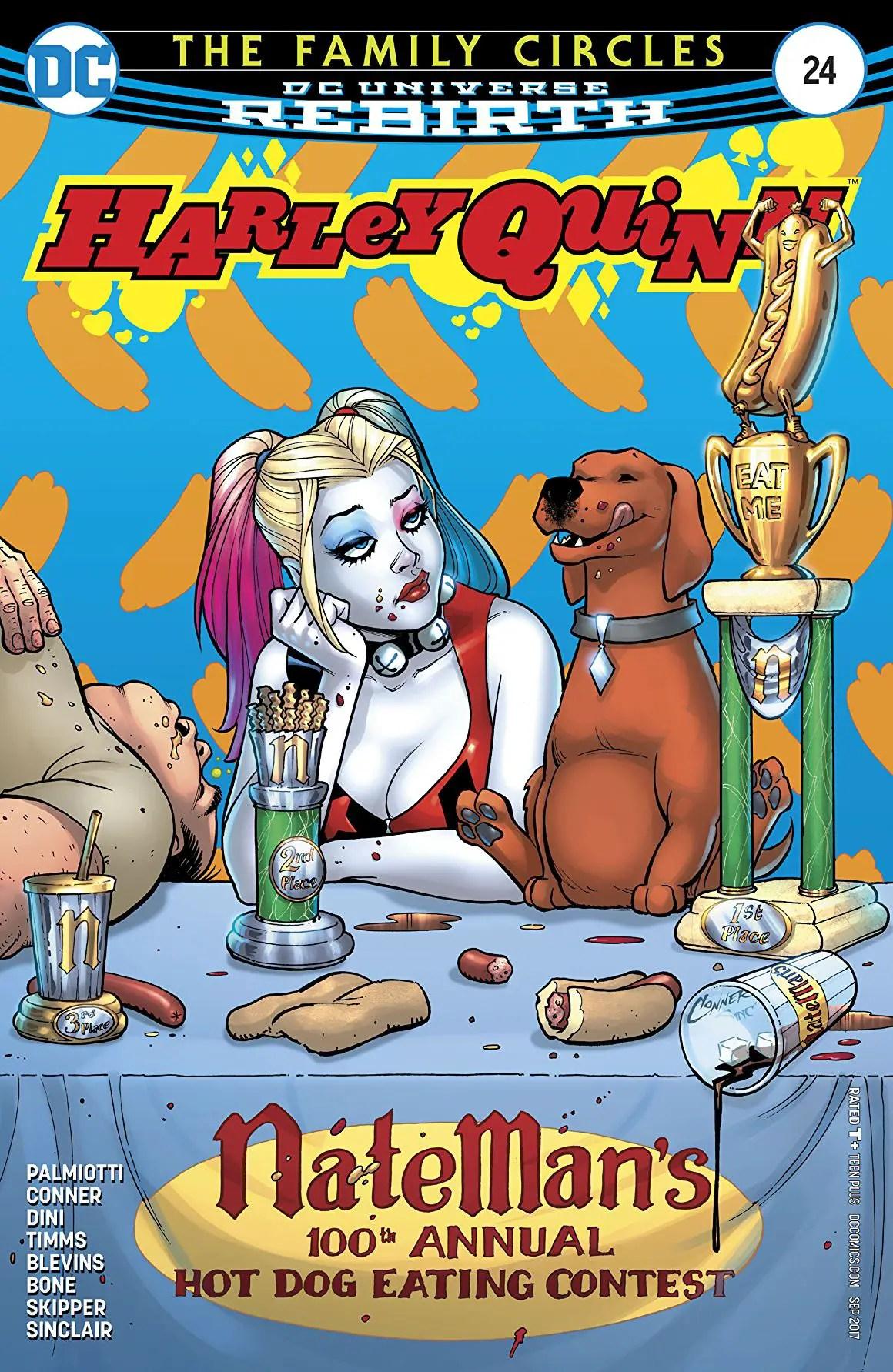 Harley Quinn #24 Review
