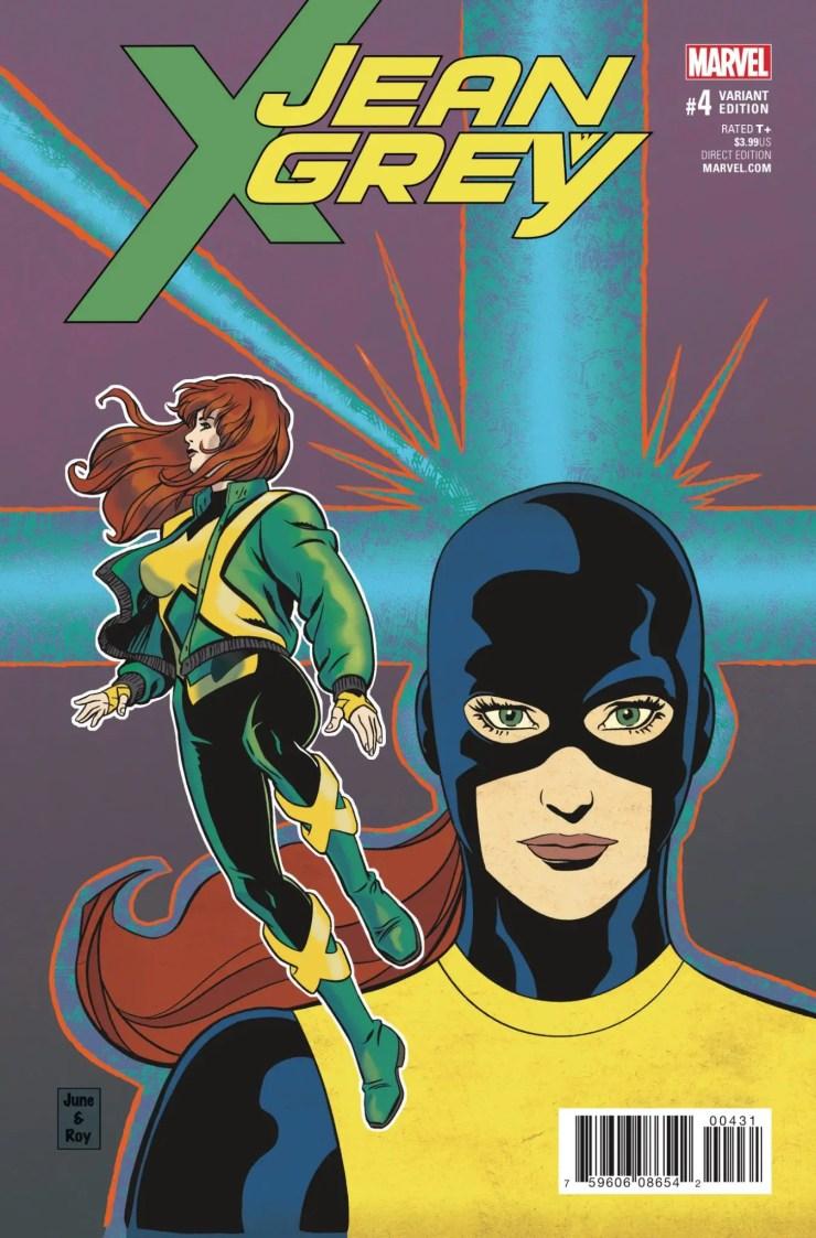 Marvel Preview: Jean Grey #4