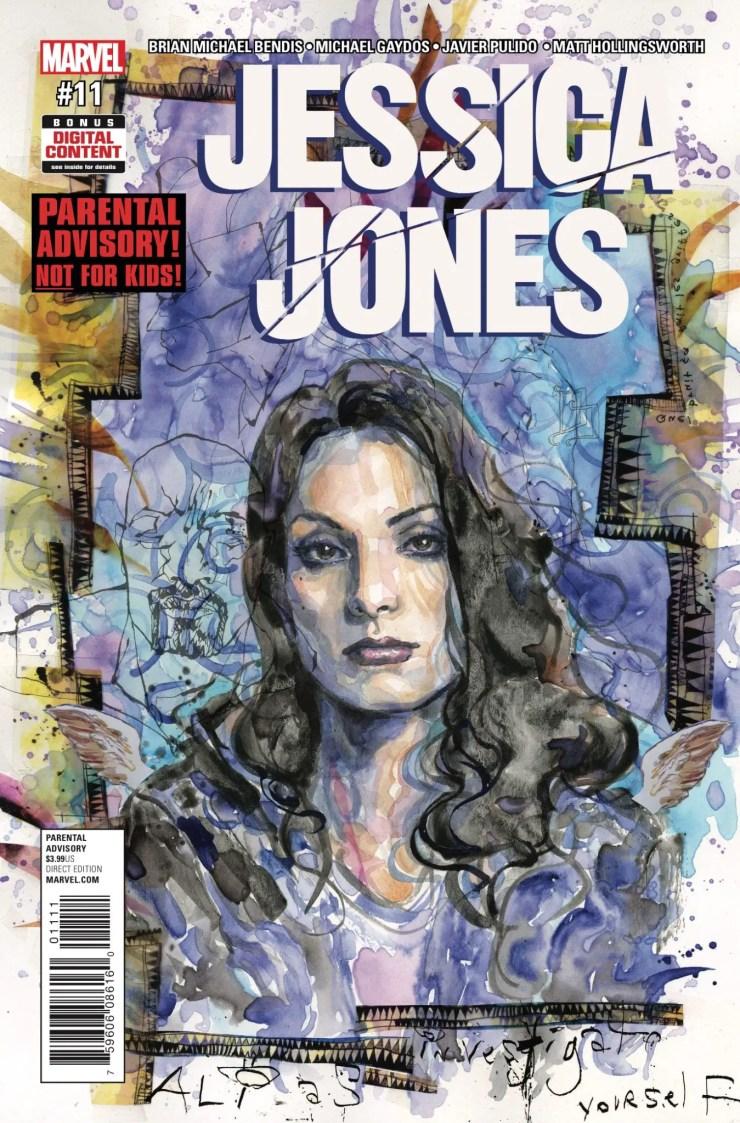 Marvel Preview: Jessica Jones #11