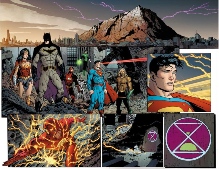 DC Preview: Dark Nights: Metal #1
