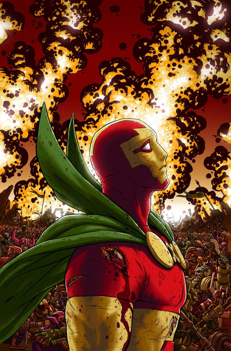 DC Preview: Mister Miracle #2