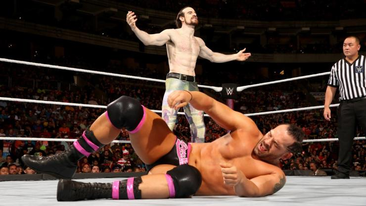 WWE Battleground review or: How I learned to stop worrying and hate jingoism in wrestling