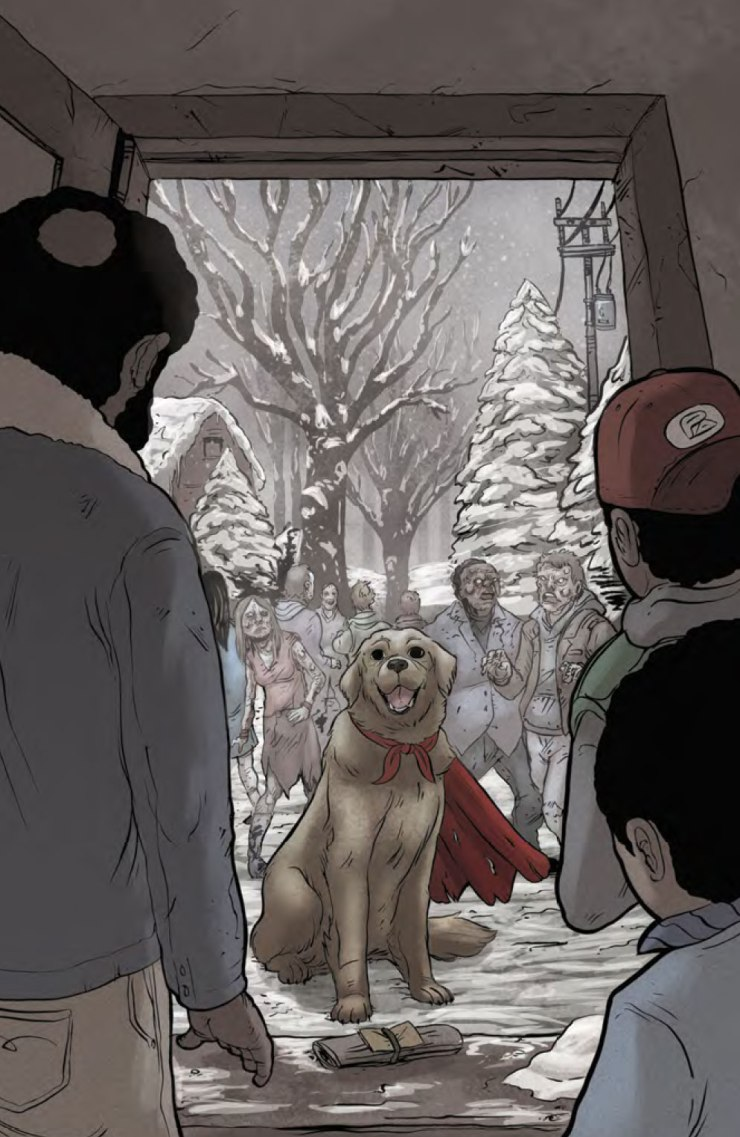 Dead of Winter #1 Review
