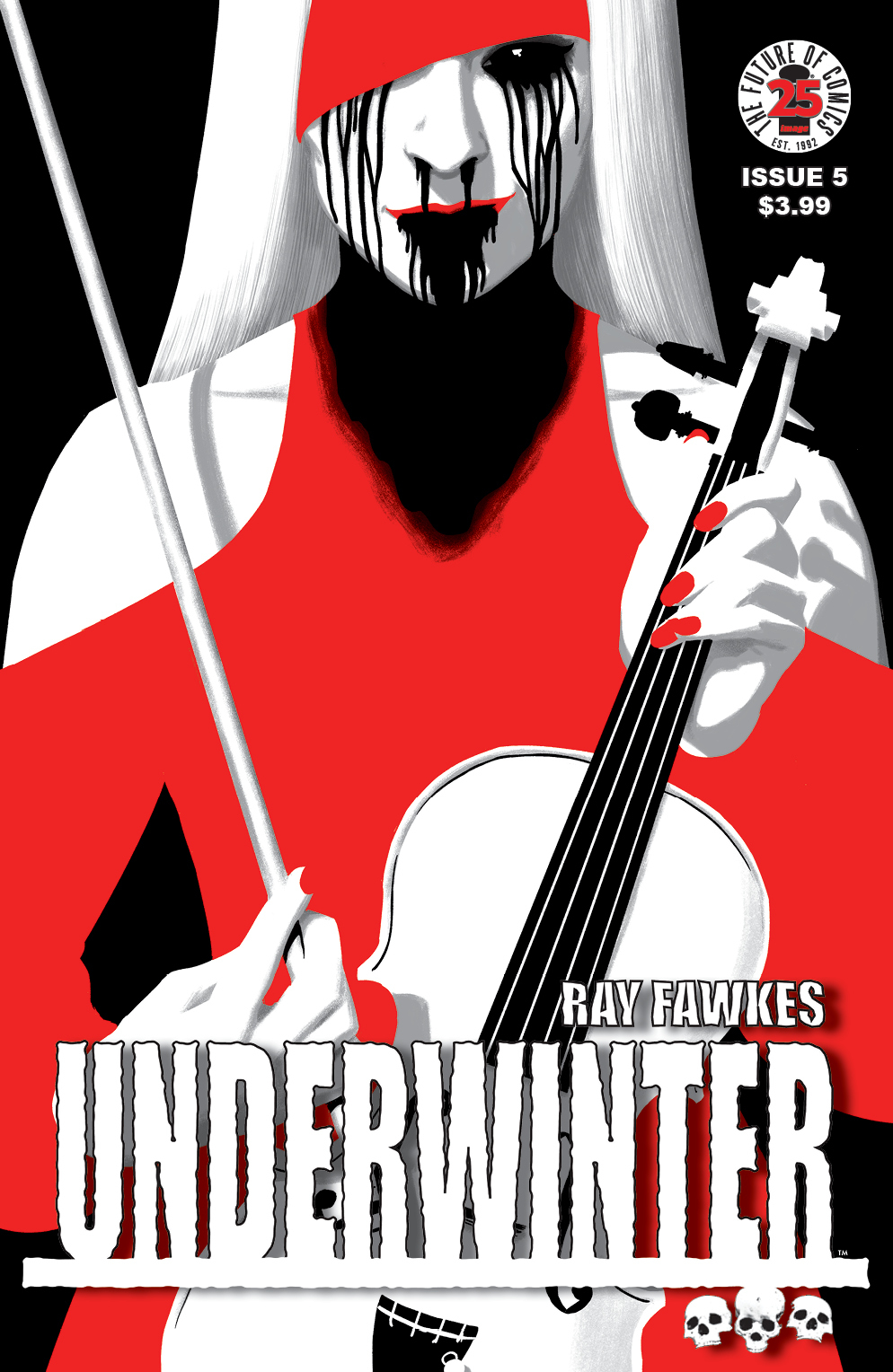 Underwinter #5 Review