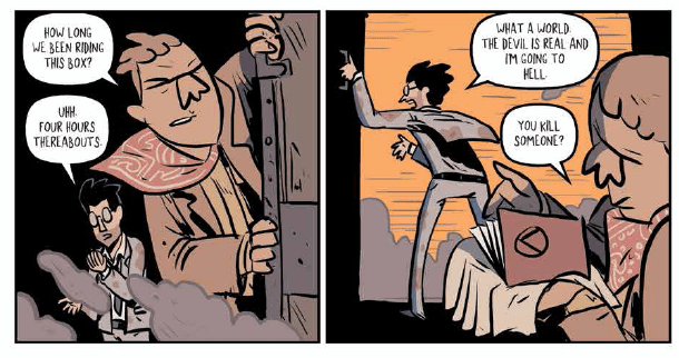 Rock Candy Mountain #4 Review