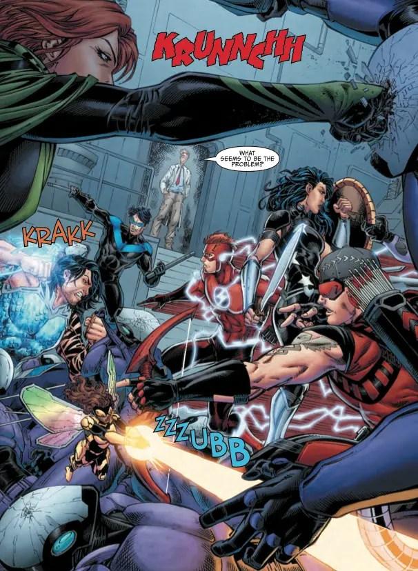 Titans #13 review