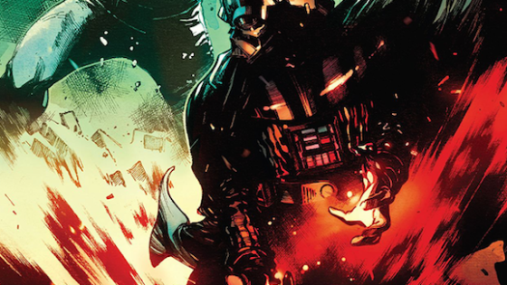 Infil'a and Vader's first confrontation has everything a Star Wars fan could want: lightsabers, Force powers and lots of excitement.