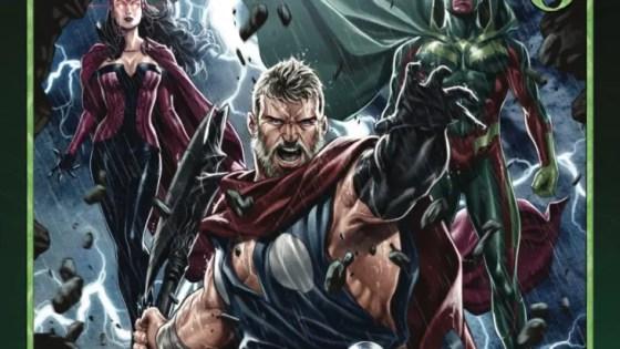 Marvel Preview: Secret Empire #6