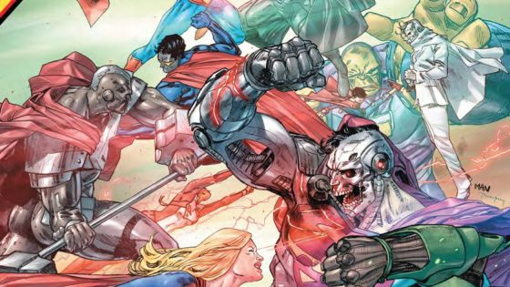 'Action Comics' gives Zod new meaning and sets up an awesome family vs. family story.