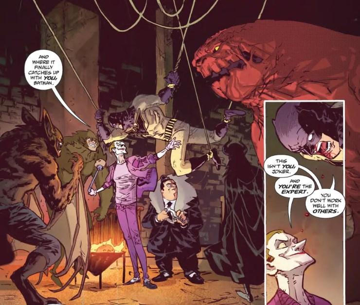 Batman/The Shadow #4 Review