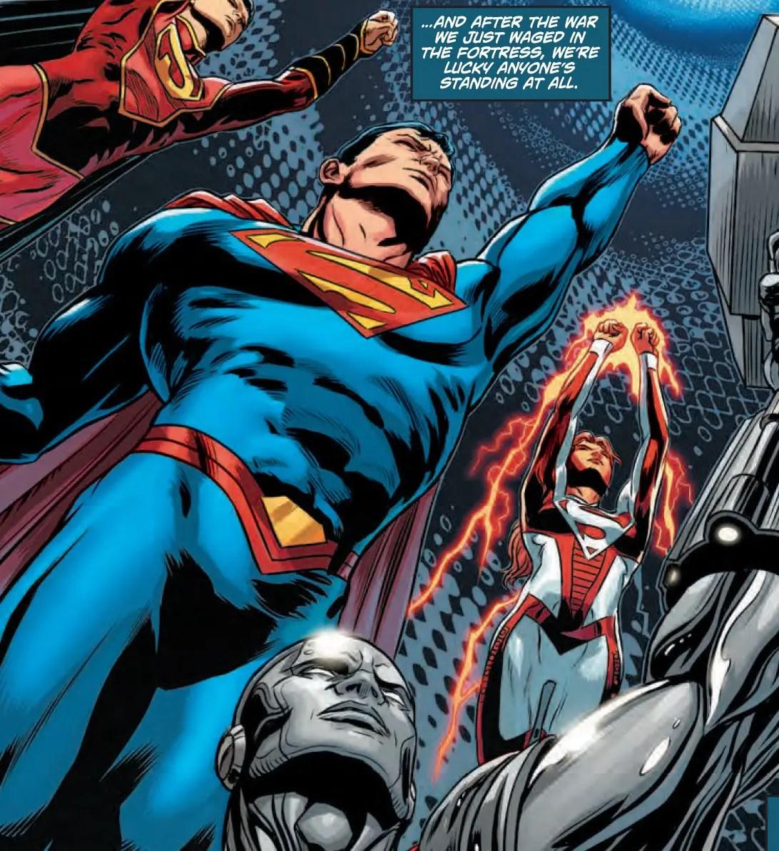 Action Comics #984 Review