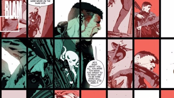 Grit and Grind: Secret Empire #7 will test your mettle