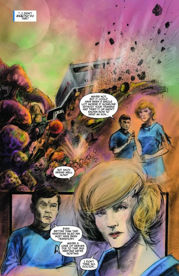 Star Trek: Waypoint #6 Review