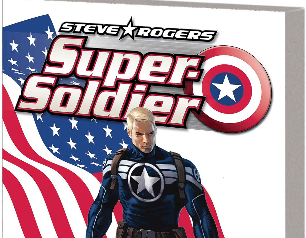'Steve Rogers: Super-Soldier - The Complete Collection': A complete bummer
