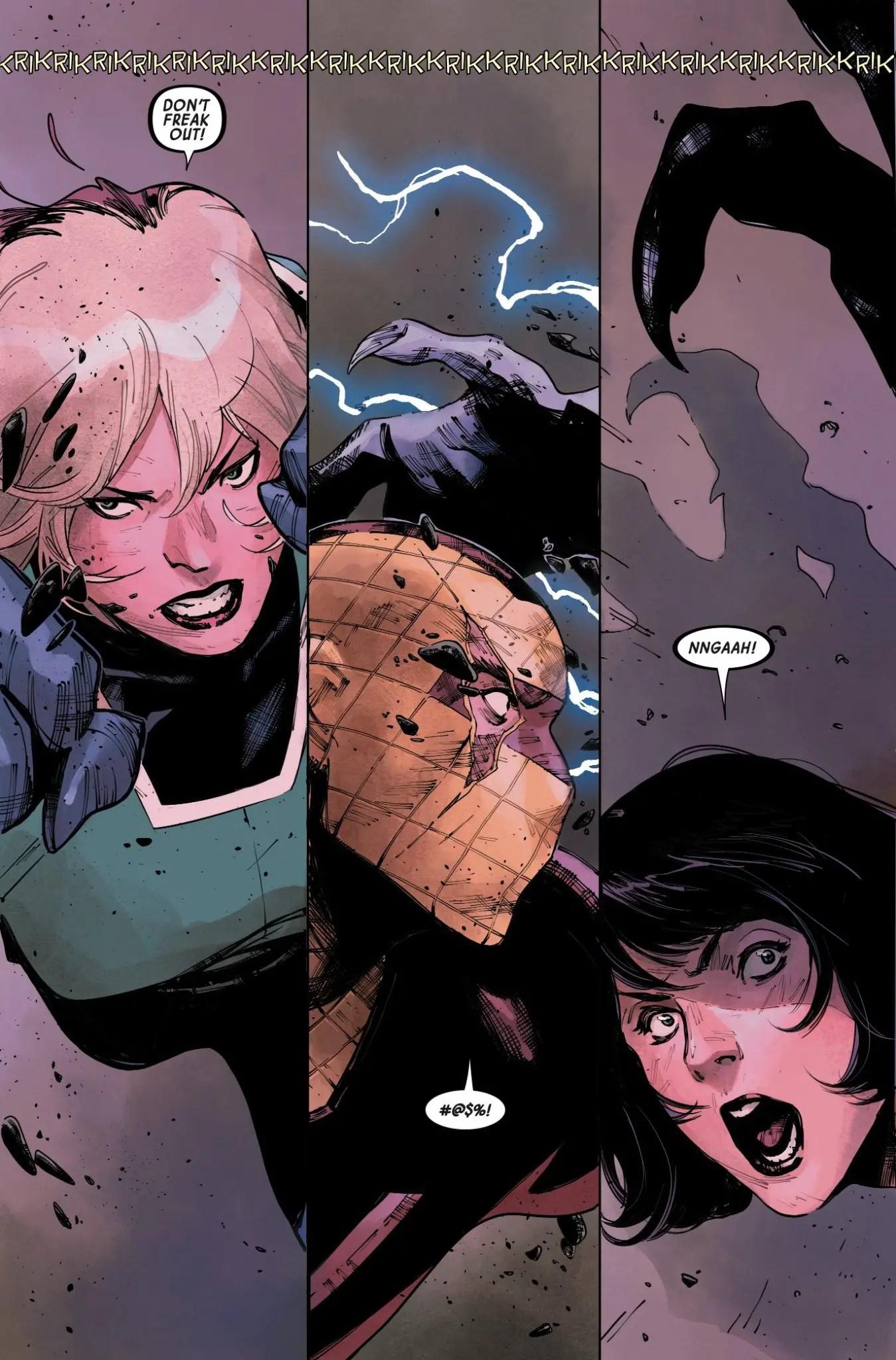 Uncanny Avengers #25 Review