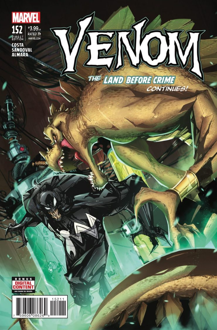 Marvel Preview: Venom #152