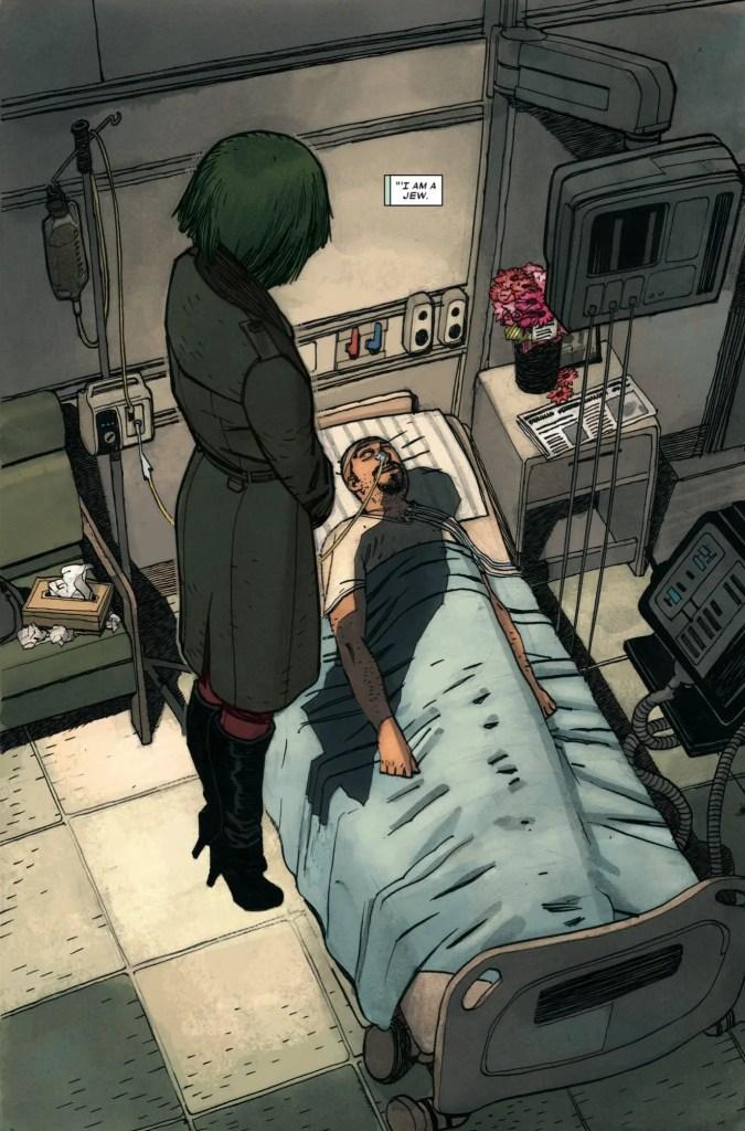 Marvel Preview: VISION DIRECTORS CUT #3