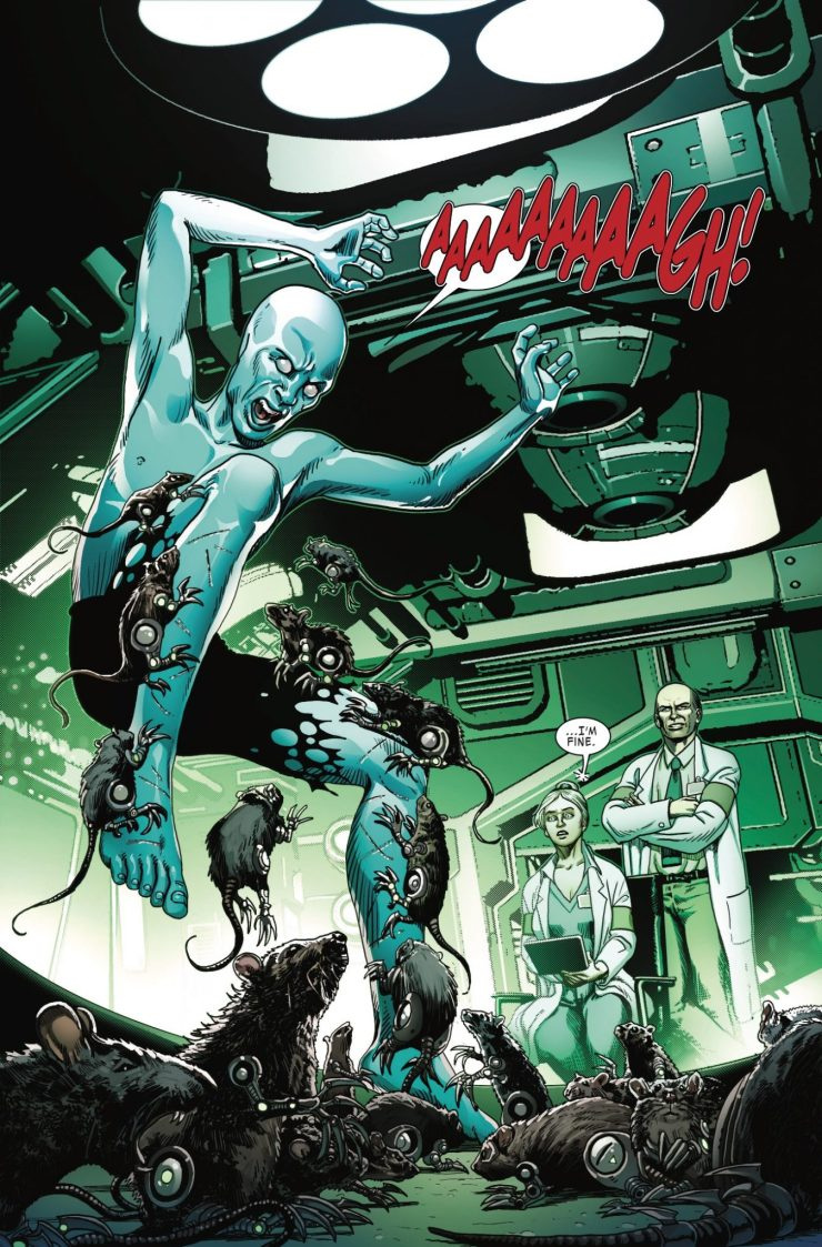 Marvel Preview: Weapon X #5
