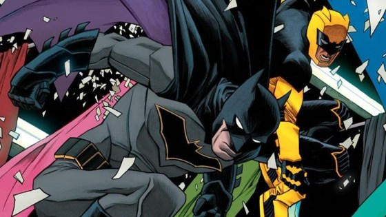 Batman's newest protege, Duke Thomas, gets his own ongoing series with 'Batman: The Signal'.