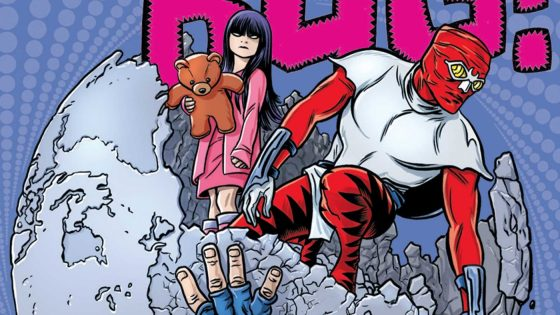 Bug! The Adventures of Forager #3 is very funny and very weird.