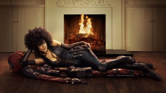 Deadpool 2: Your first look at actress Zazie Beetz as Domino