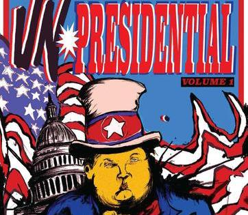 Man vs. Rock is bringing 'UnPresidential' to your doorstep!