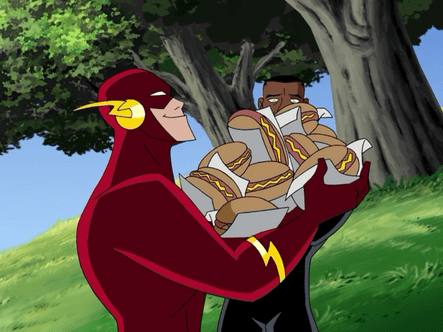 Reality Check: The Flash eats *HOW* much?