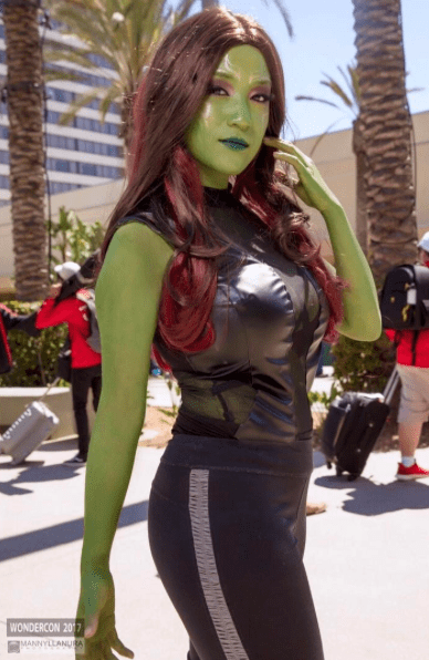 """""""It takes real dedication and character"""": An interview with cosplayer Annjela Saet"""