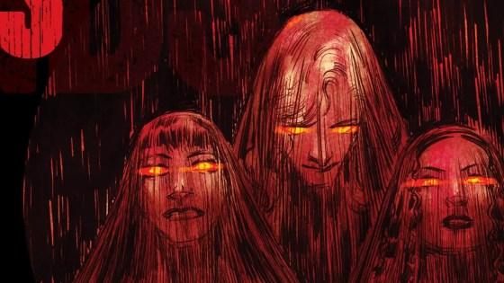 We speak to Jordie Bellaire and Vanesa R. Del Rey about their new horror book 'Redlands.'