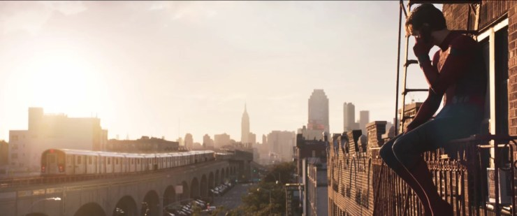 'Spider-Man: Homecoming' is a modern John Hughes film disguised as a superhero movie
