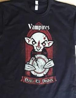 SDCC 2017: Top 5 nerdy t-shirts
