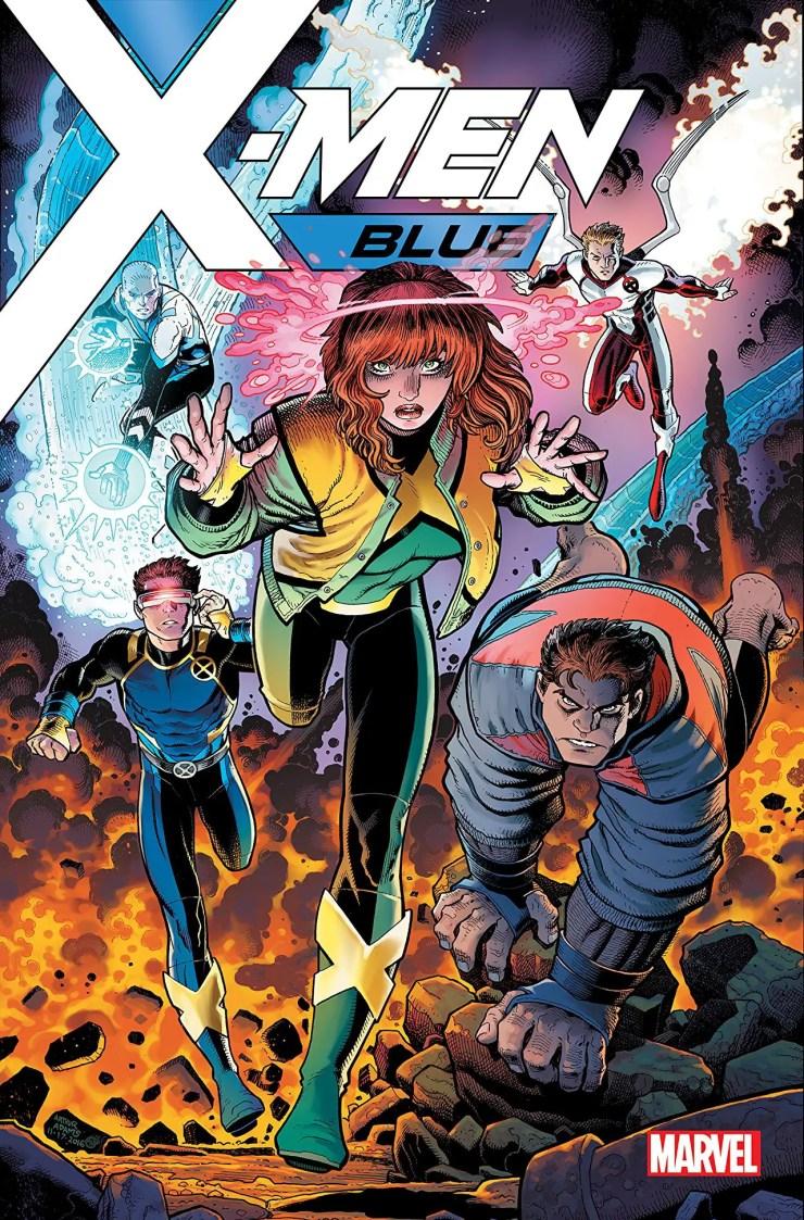[Interview] X-Men: Blue cover artist Arthur Adams talks strange commissions at Boston Comic Con