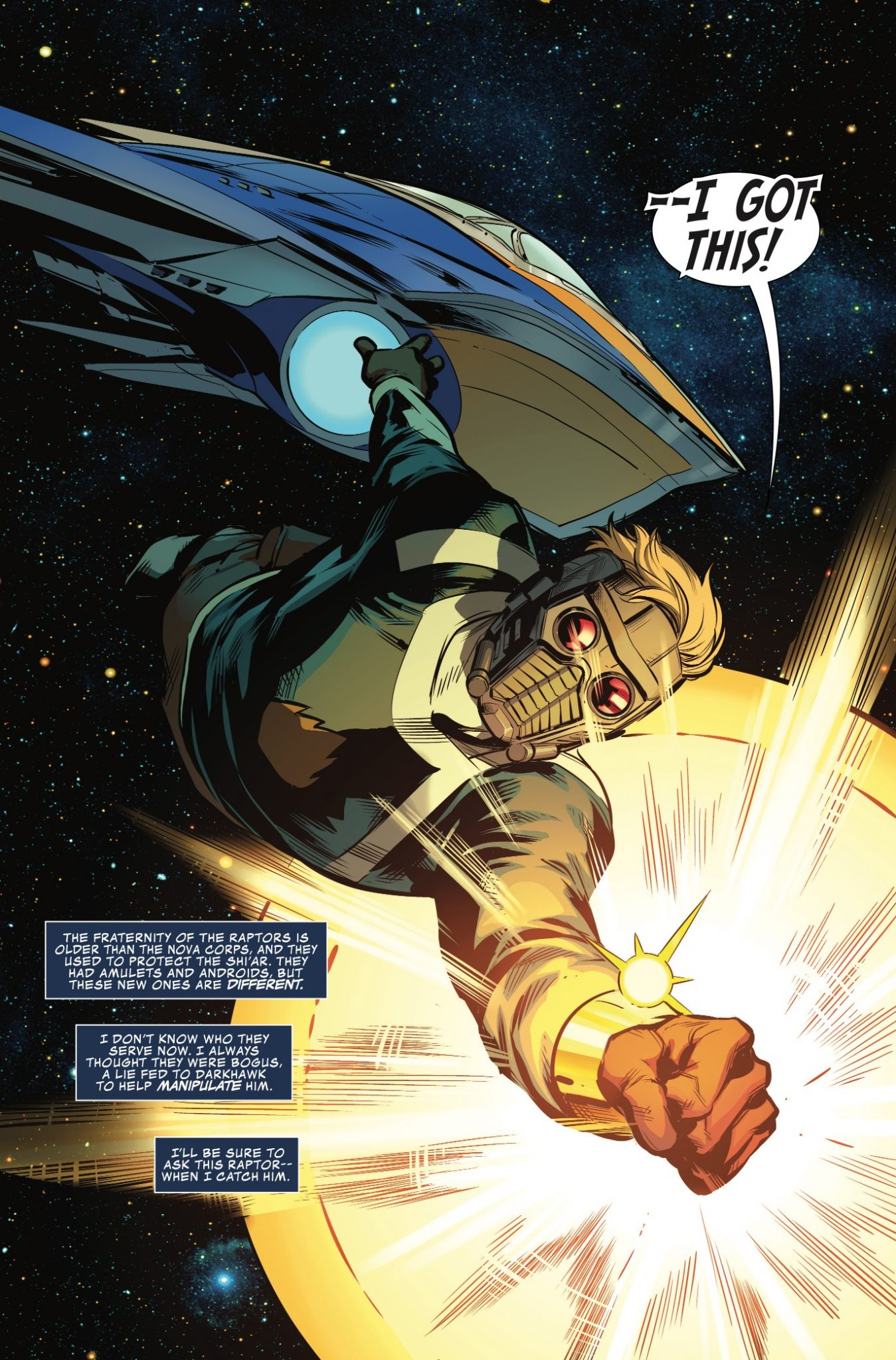 All-New Guardians of the Galaxy #8 Review