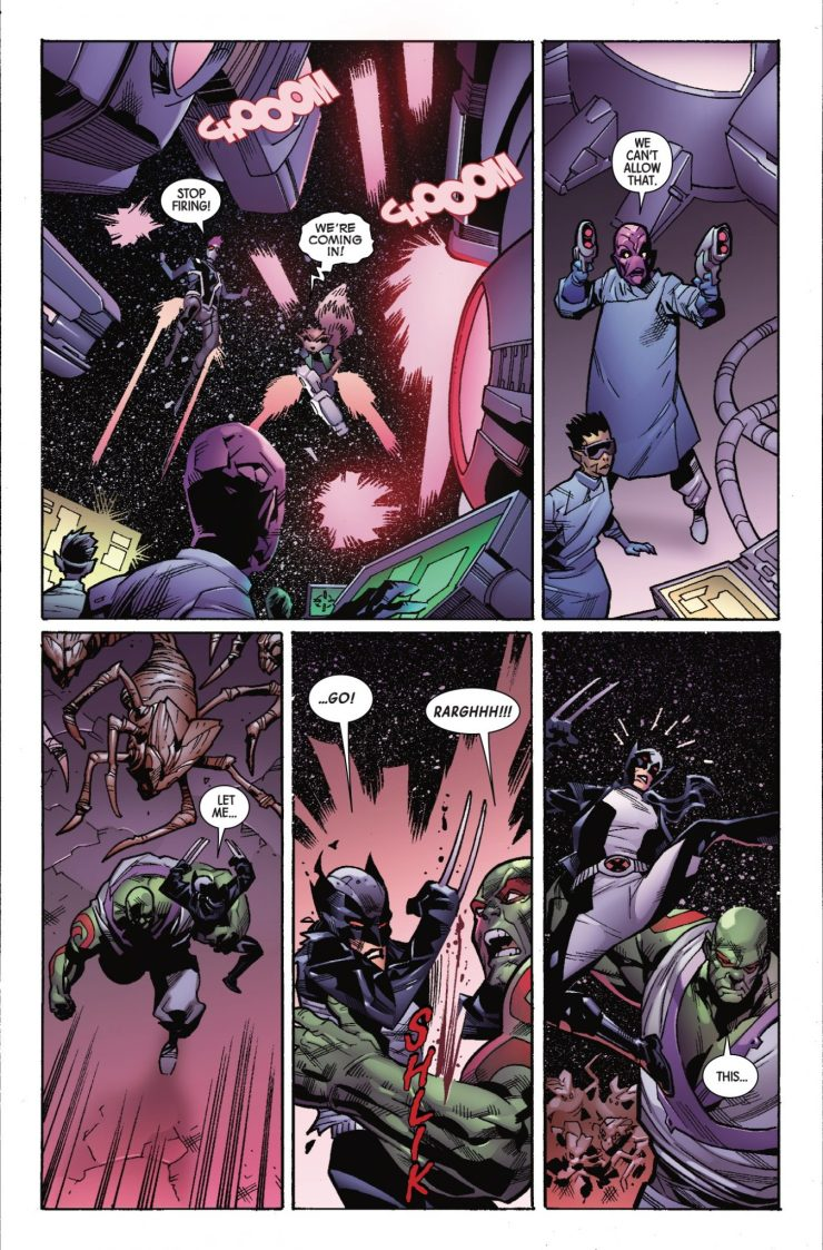 Marvel Preview: All-New Wolverine #23