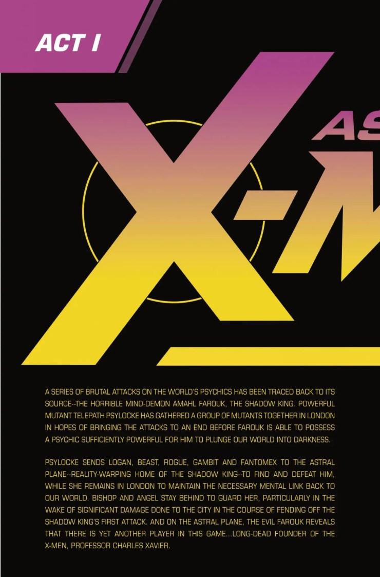 Marvel Preview: Astonishing X-Men #2