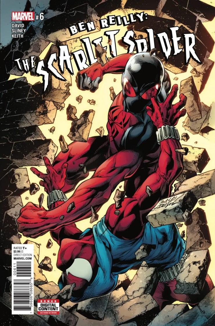 Marvel Preview: Ben Reilly: Scarlet Spider #6