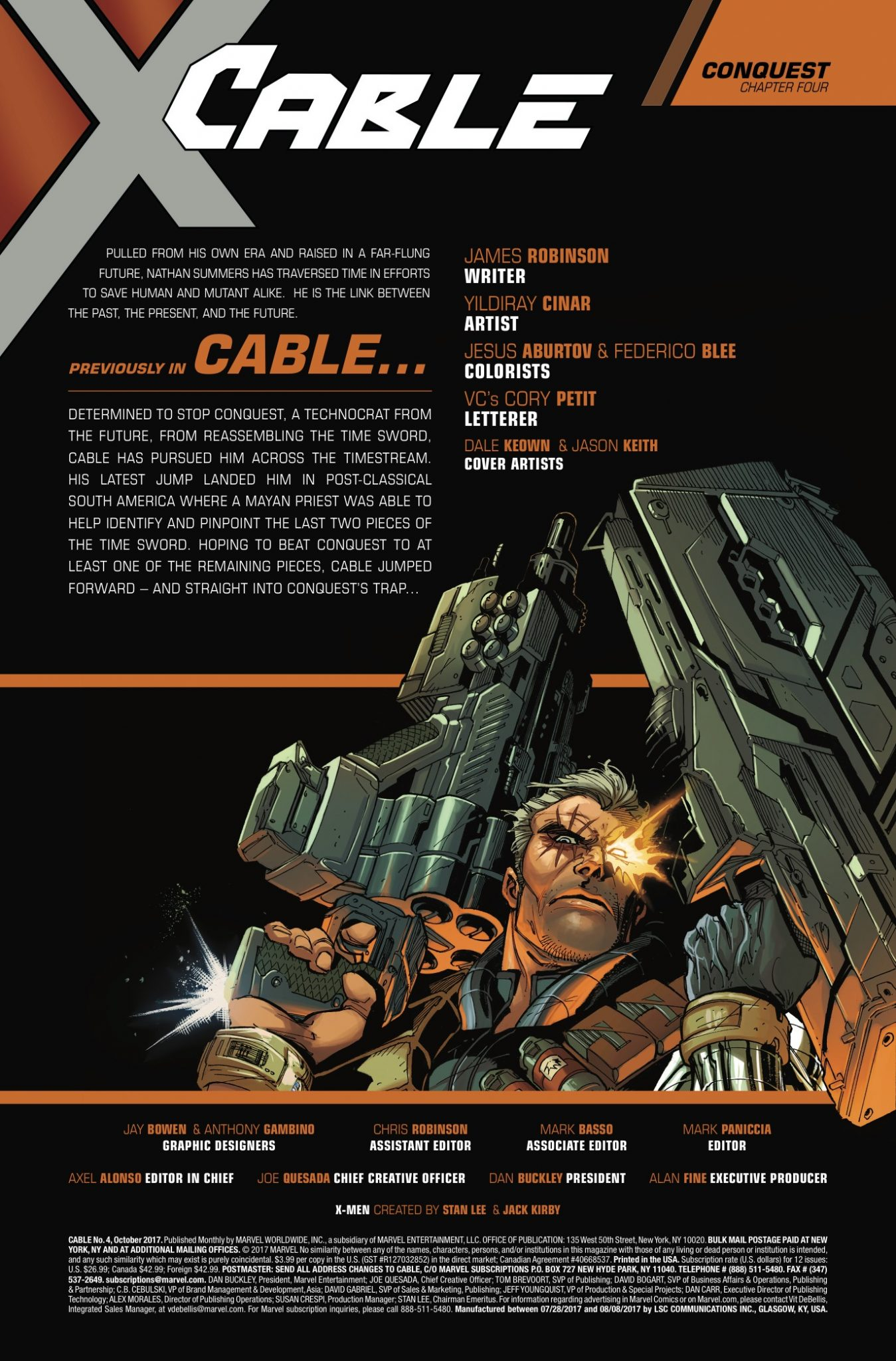 Cable #4 Review