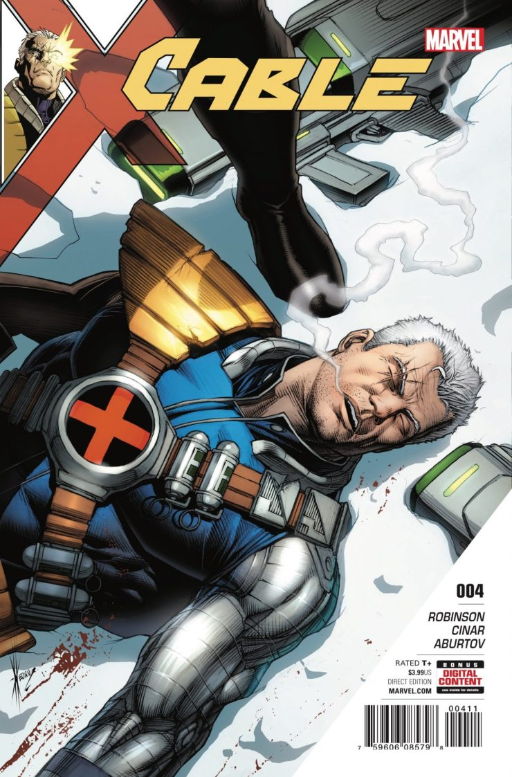 Marvel Preview: Cable #4